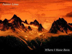 Capa do disco - Junior Lima - Where I Have Been