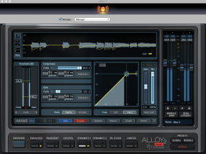 12 garageband alloy2 using